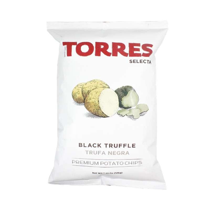 Chips à la Truffe noire, Bellota-Bellota (40 g)
