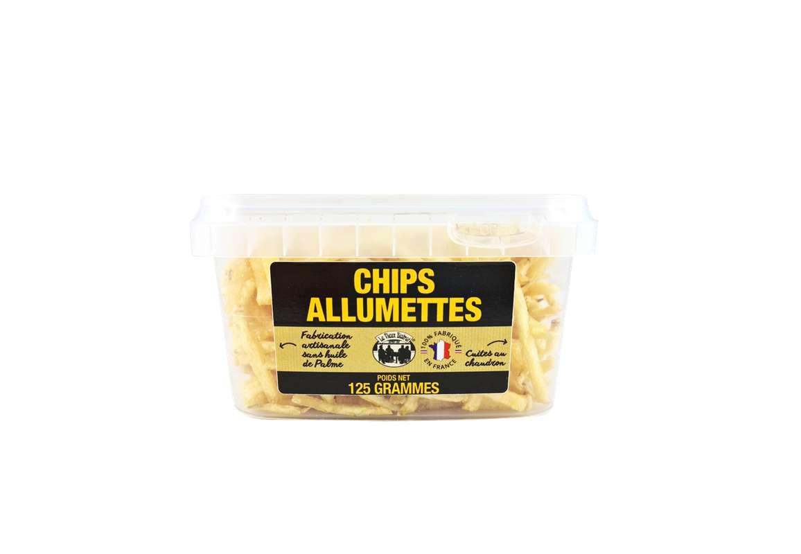 Chips Allumettes, Le Vieux Bistrot (125 g)