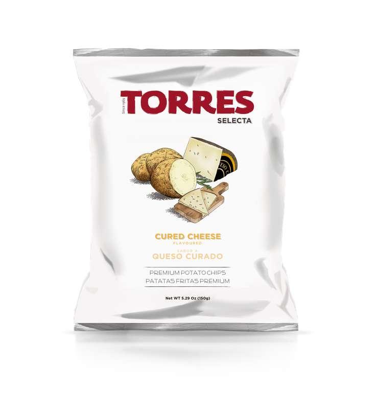 Chips saveur manchego, Torres (150 g)