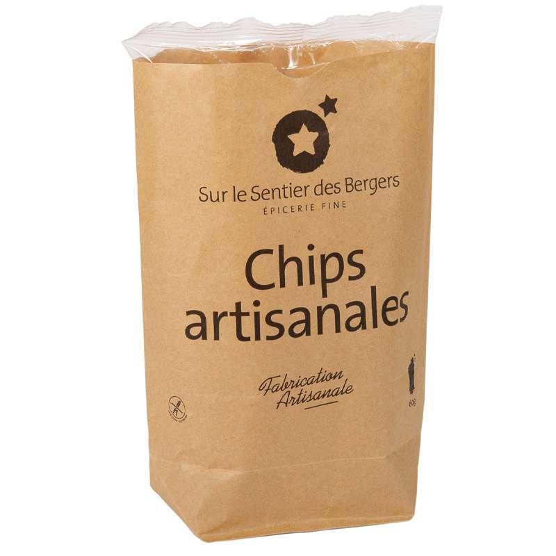 Chips artisanales de Tolède, Sur le sentier des bergers (60 g)