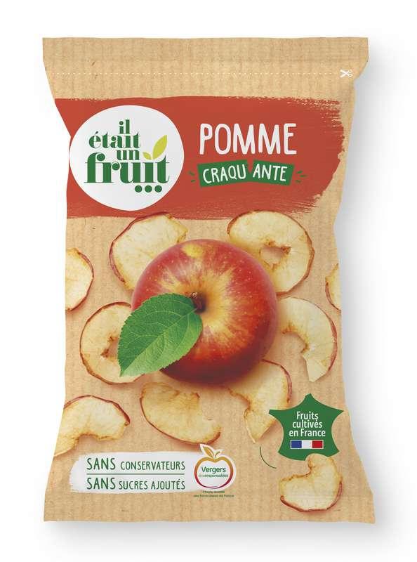 Chips de Pomme Croquante, Il Etait Un Fruit (70 g)