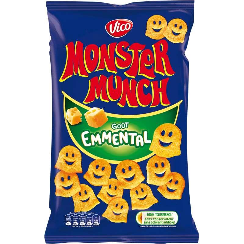 Monster Munch goût emmental, Vico (85 g)