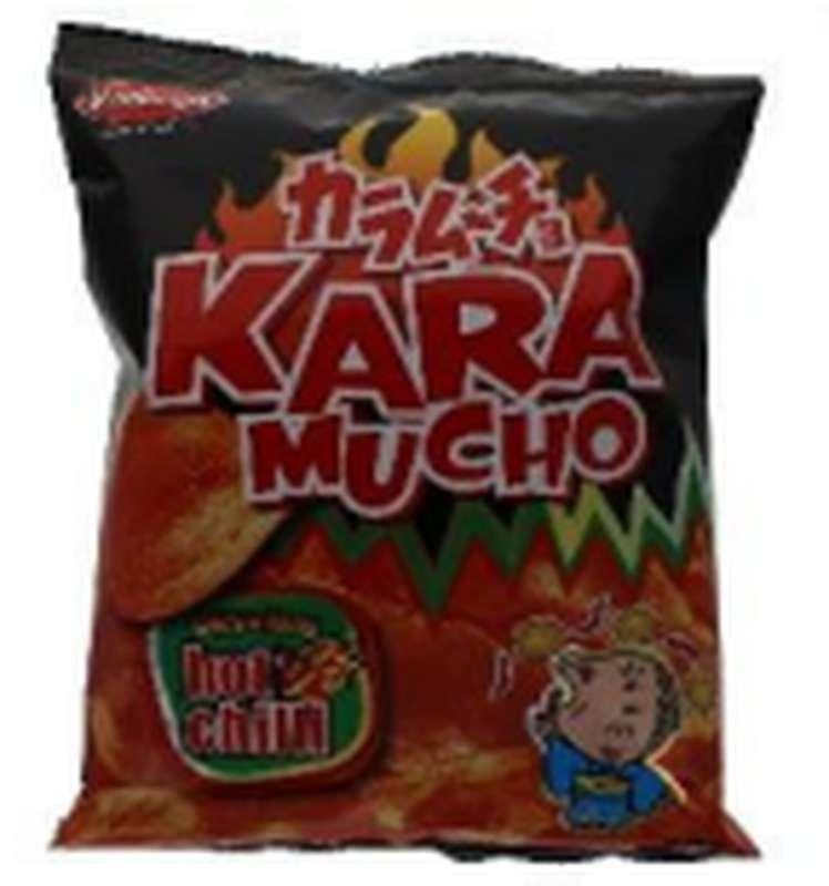 Chips hot chili, Koikeya (60 g)