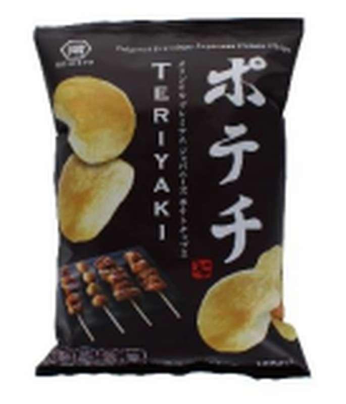 Chips teriyaki, Koikeya (100 g)