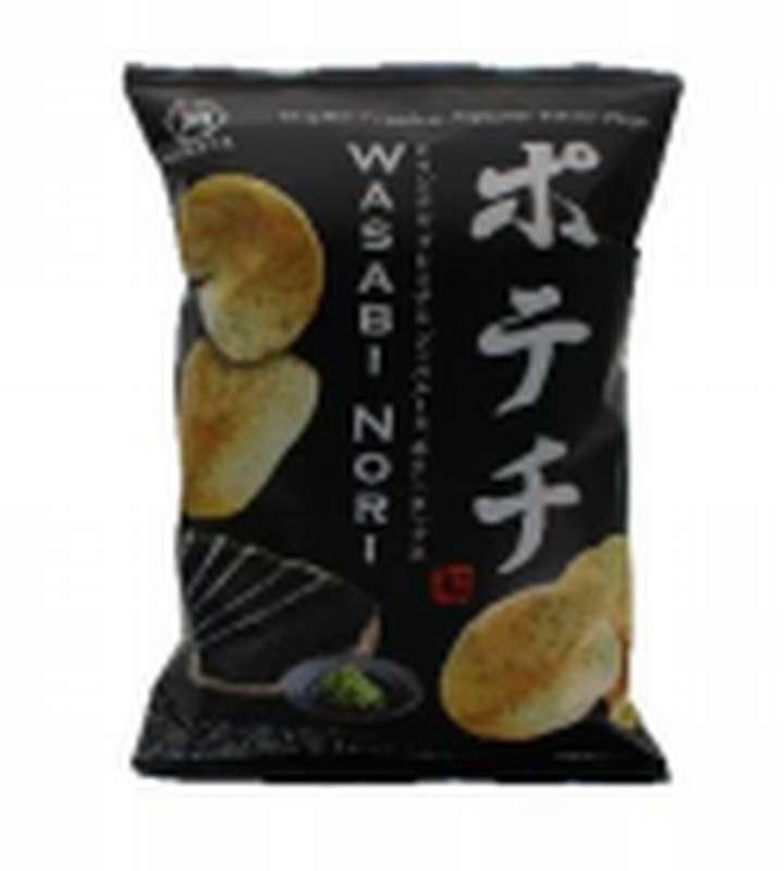 Chips wasabi, Koikeya (100 g)