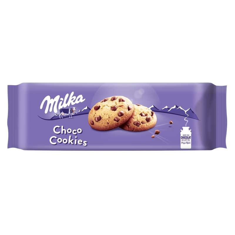 Choco cookie, Milka (168 g)