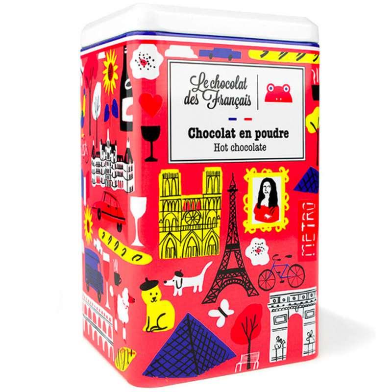 Chocolat en poudre BIO, Le Chocolat des Français (300 g)