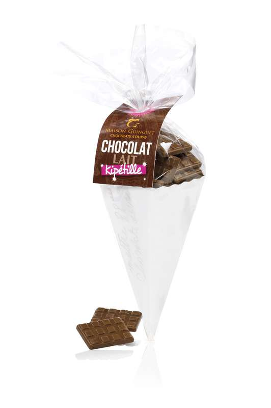 Chocolat Kipétille, Maison Guinguet (100 g)