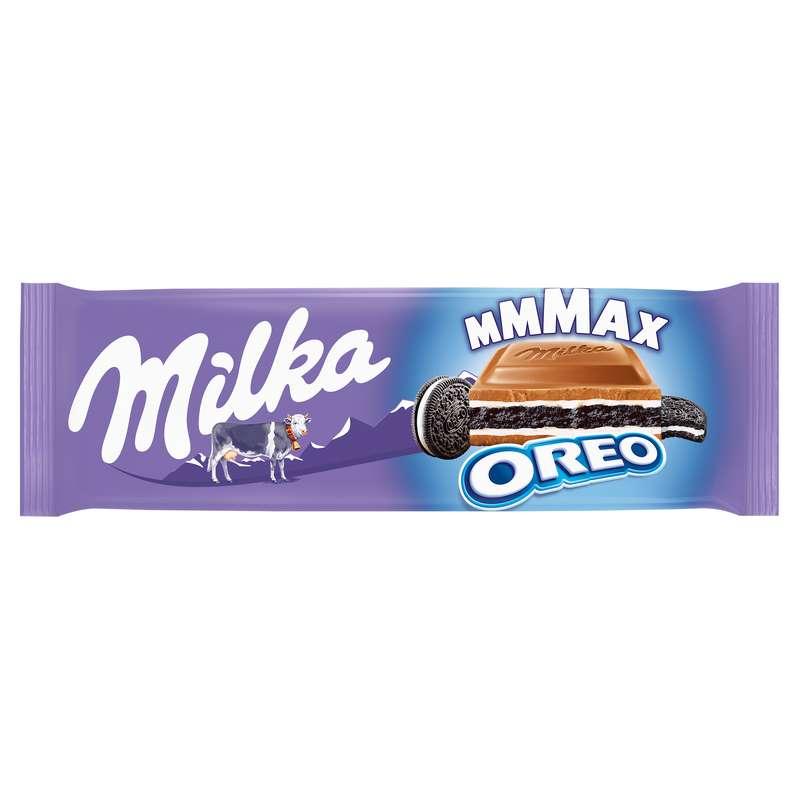 Chocolat Oreo, Milka LOT DE 2 (2 x 100 g)