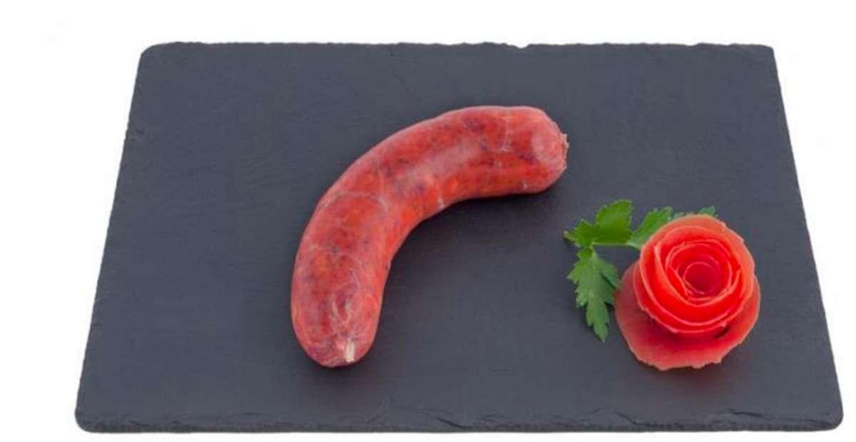 Chorizo à griller, Maison Conquet - Délicieux ! (x 4, environ 500 - 550 g)