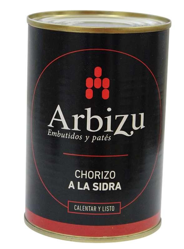 Chorizo au cidre, Arbizu (225 g)