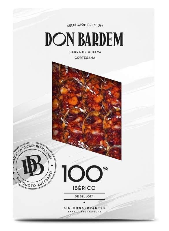 Chorizo de Bellota 100% Ibérico, Don Bardem (80 g)