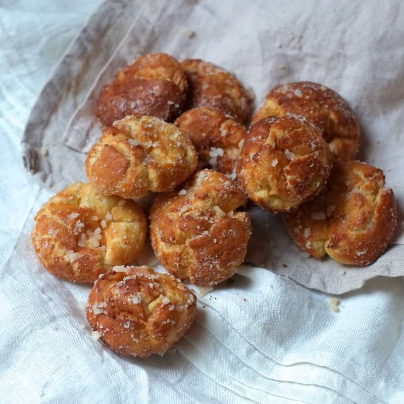 Chouquettes (x 10)