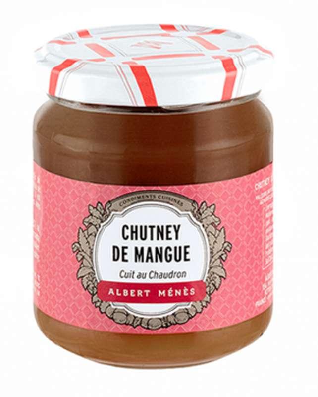 Chutney de Mangue, Albert Ménès (220 g)