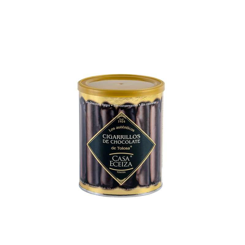 Cigarettes pur beurre enrobées de chocolat, Casa Eceiza (200 g)
