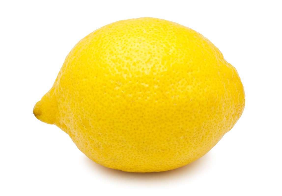 Citron jaune (calibre moyen), Espagne