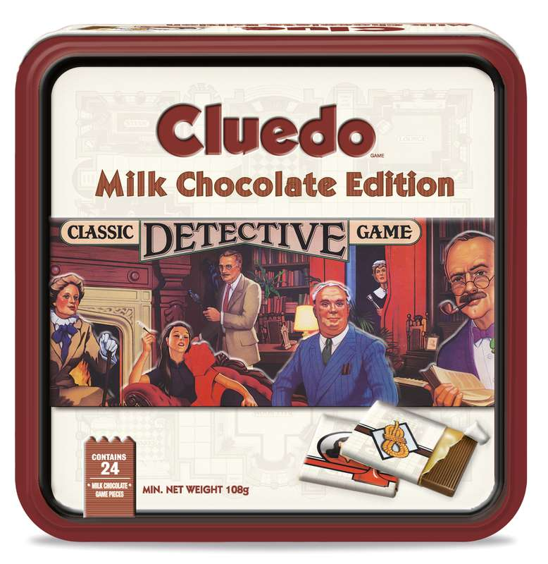 Cluedo édition chocolat, Chocosuisse (108 g)