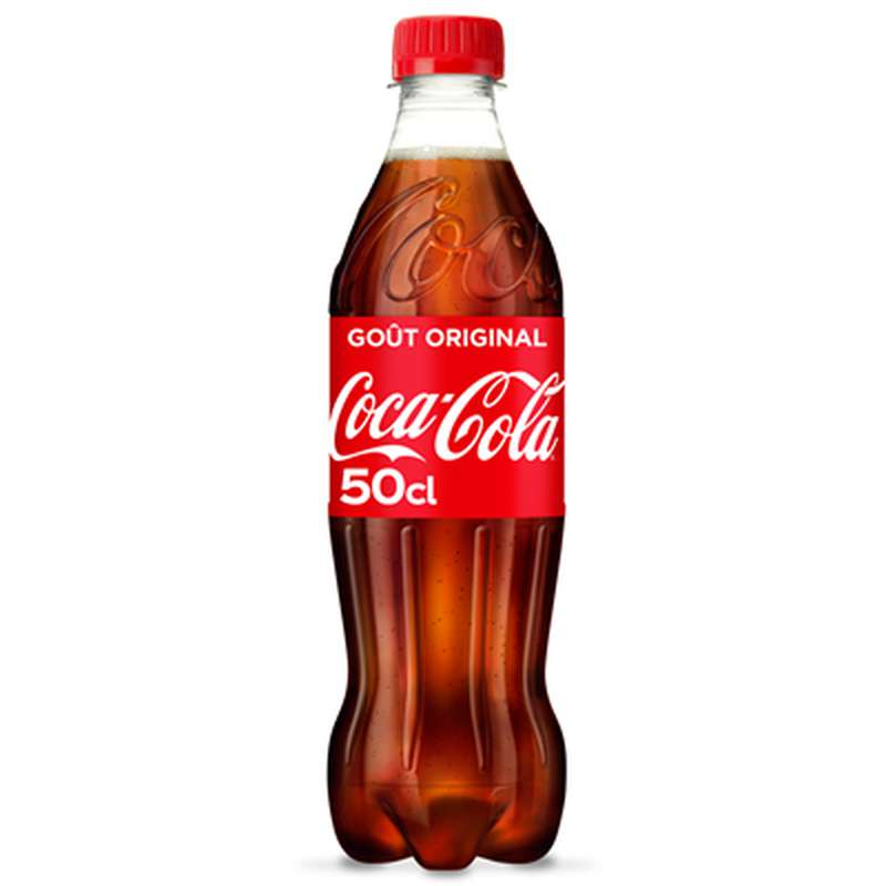 Coca Cola (50 cl)