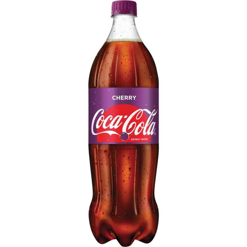 Coca-Cola cherry (1,25 L)
