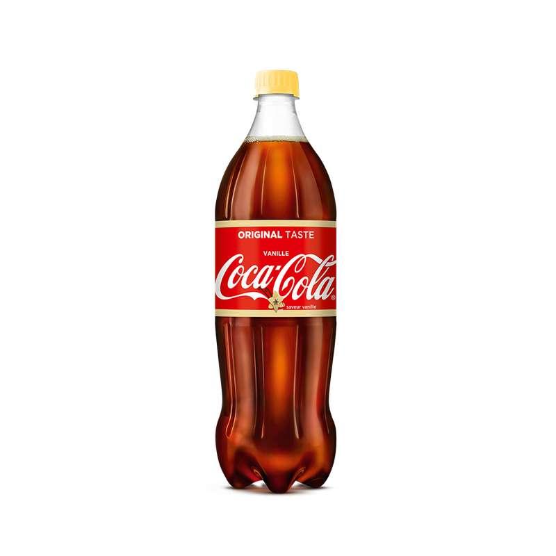 Coca Cola Vanille (1.25 L)