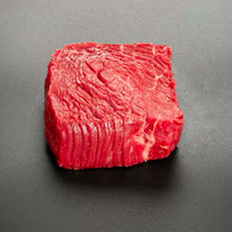 Coeur de rumsteak Charolais (x 1, environ 200 g/super prix)