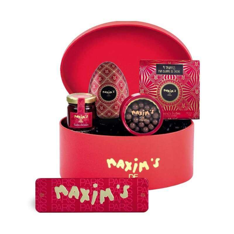 """Coffret cadeau """"Rue Royale"""", Maxim's"""