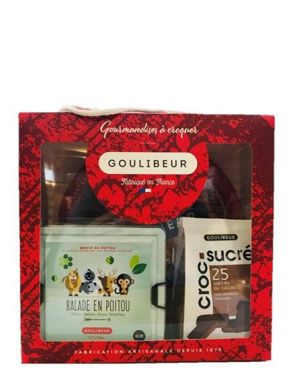 Coffret festif sucré, Goulibeur