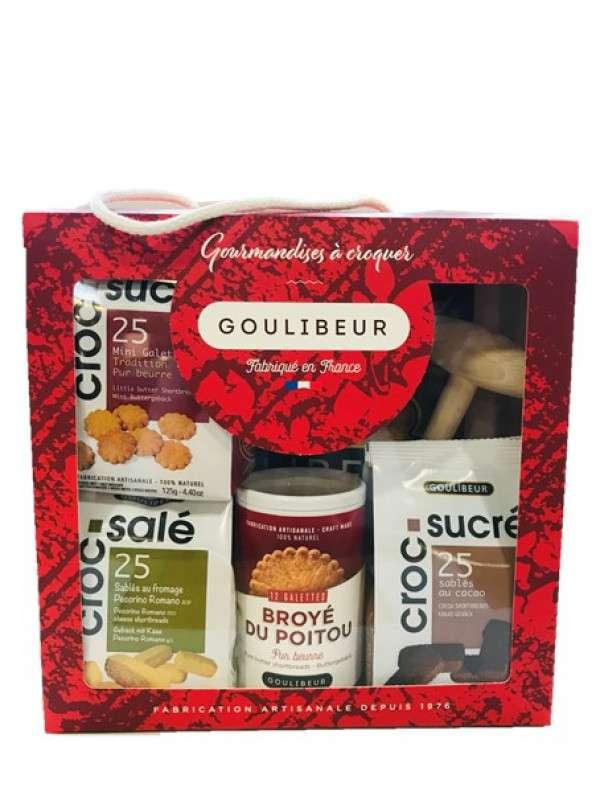 Coffret Festif Sucré-salé, Goulibeur