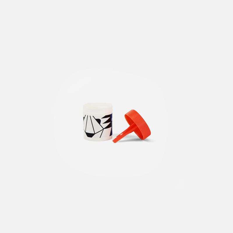 Colle blanche x Cléopâtre, Papier Tigre