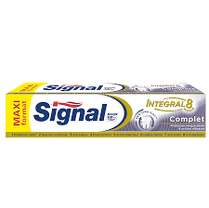 Dentifrice Integral 8 Complet, Signal (75 ml)