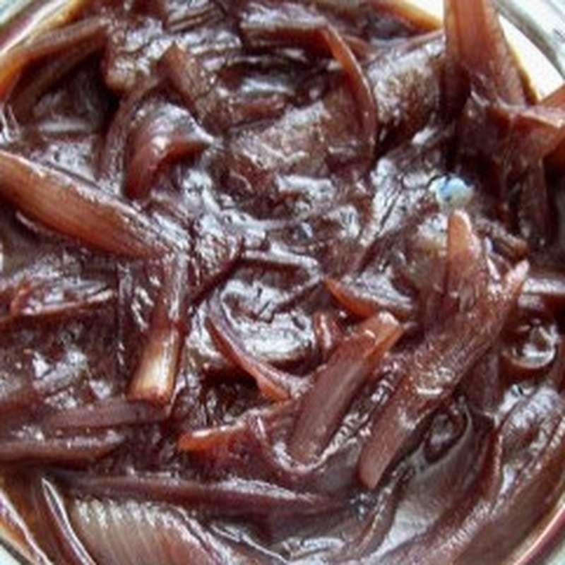Compotée d'échalotes (85 g)