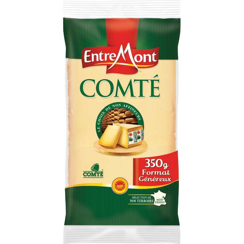 Comté AOP au lait cru, Entremont (350 g)
