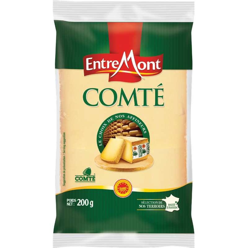 Comté extra AOP, Entremont (200 g)