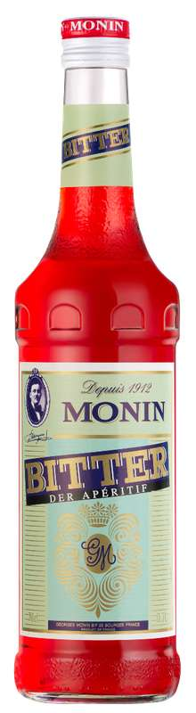 Concentré Bitter, Monin (70 cl)