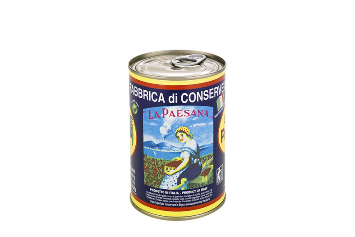 Concentré de tomates, La Paesana (70 g)