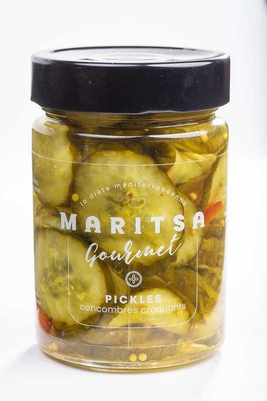 Concombres croquants, Maritsa (180 g)