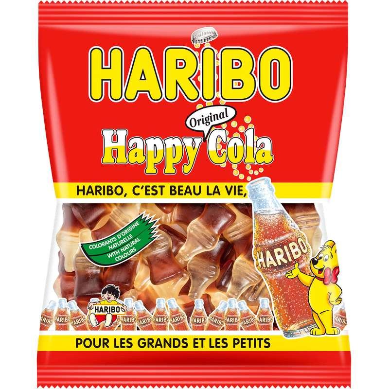 Bonbons Happy Cola, Haribo (300 g)
