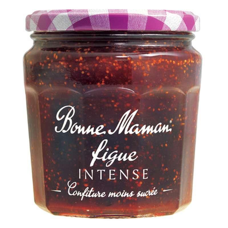 Confiture figue intense, Bonne Maman (335 g)