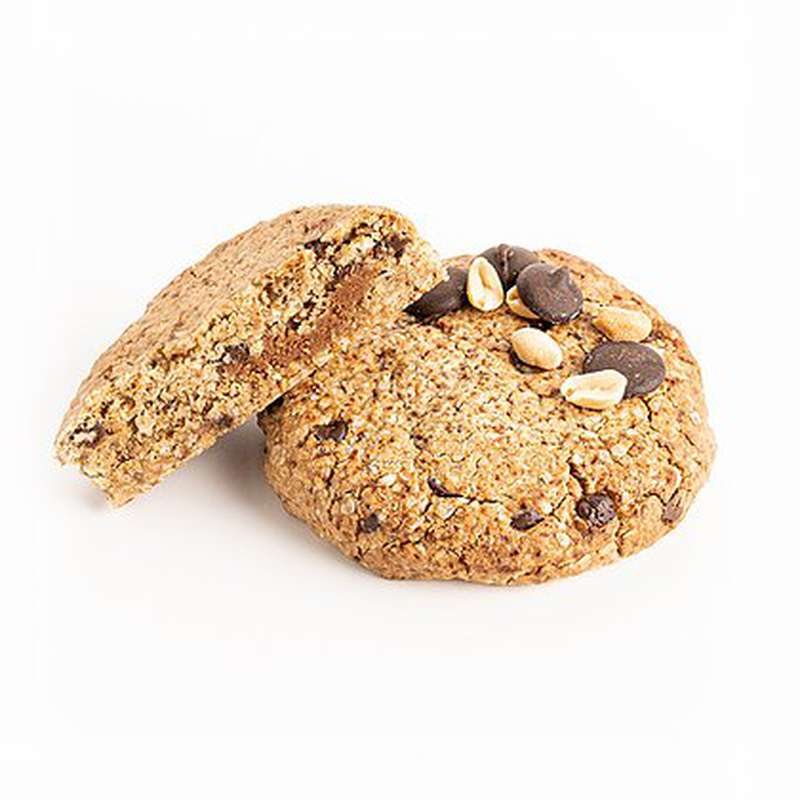 Cookie Coeur Cacahuètes Vegan et Sans Gluten, Le Bar à Cake (120 g)