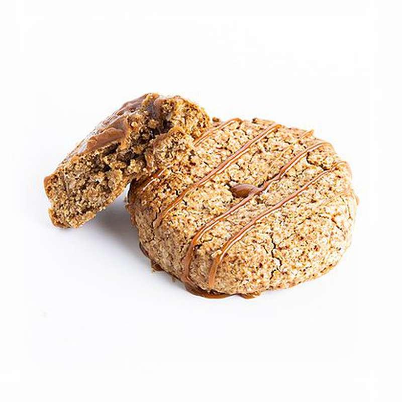 Cookie Coeur Caramel Vegan et Sans Gluten, Le Bar à Cake (120 g)