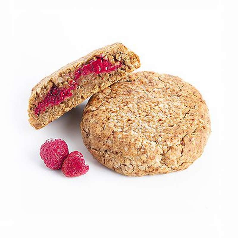 Cookie Coeur Framboise Vegan et Sans Gluten, Le Bar à Cake (120 g)