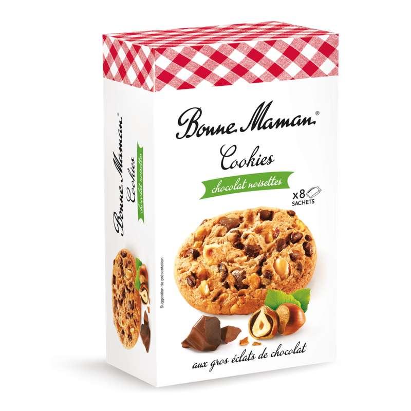 Cookies chocolat noisette, Bonne maman (225 g)