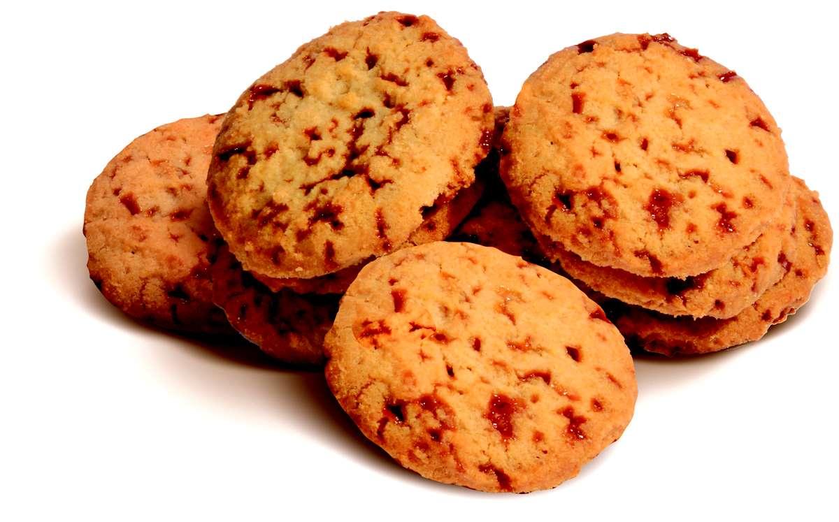 Cookies aux éclats de caramels d'Isigny, La Maison du Biscuit (550 g)