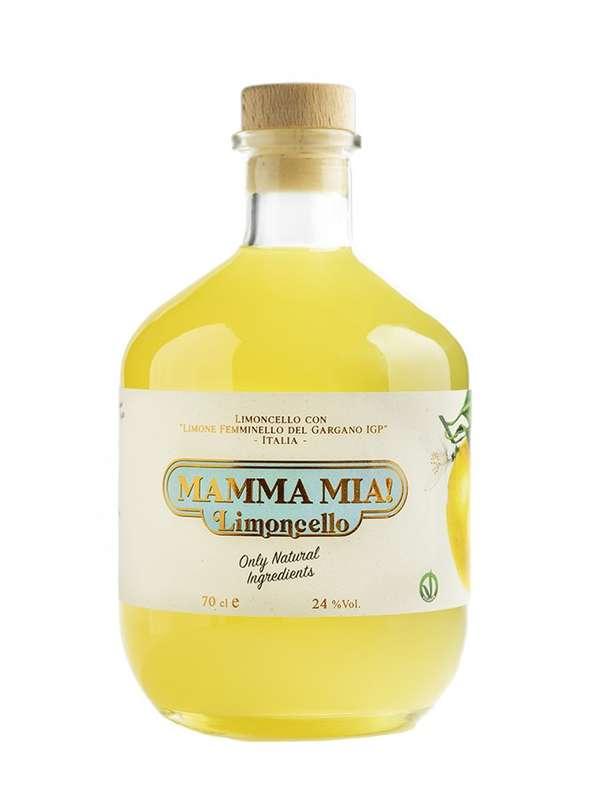 Mamma Mia Limoncello (70 cl)