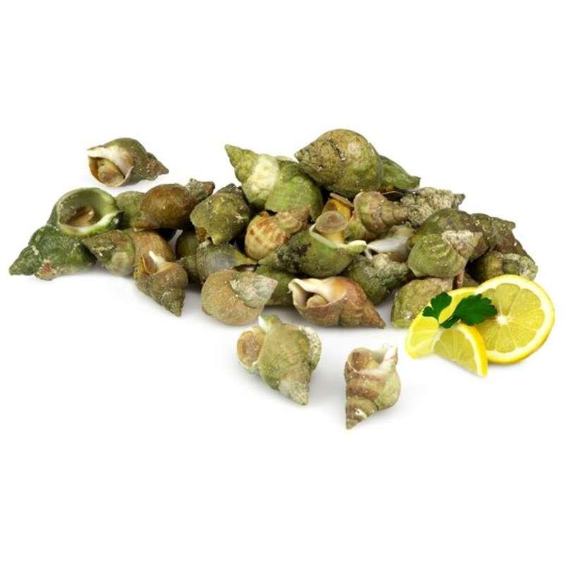 Bulots cuits (500 g)