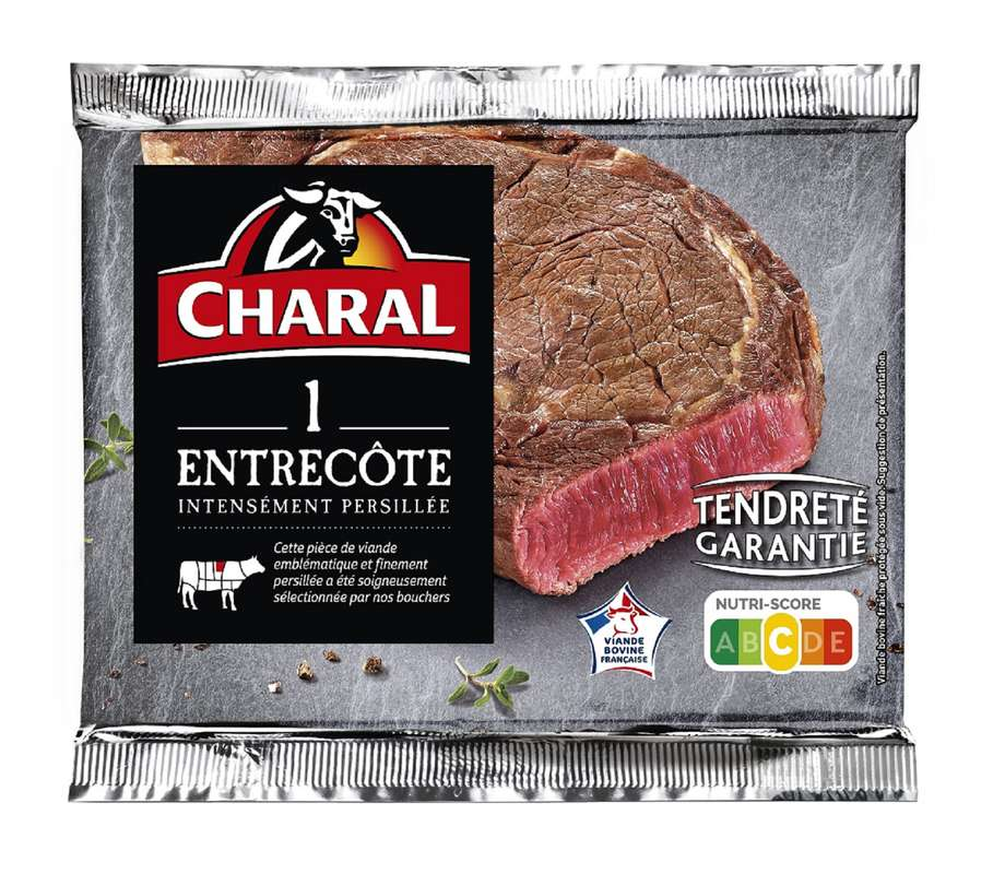 Entrecôte, Charal (x1, 220 g)