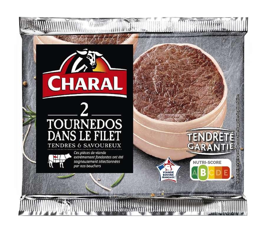 Tournedos filet filet, Charal (x 2, 280 g)