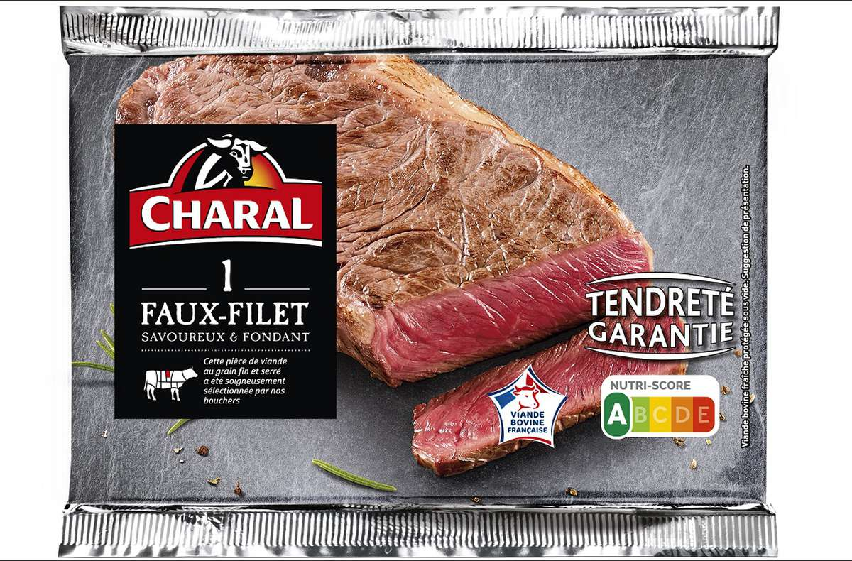 Faux filet, Charal (x 1, 200 g)
