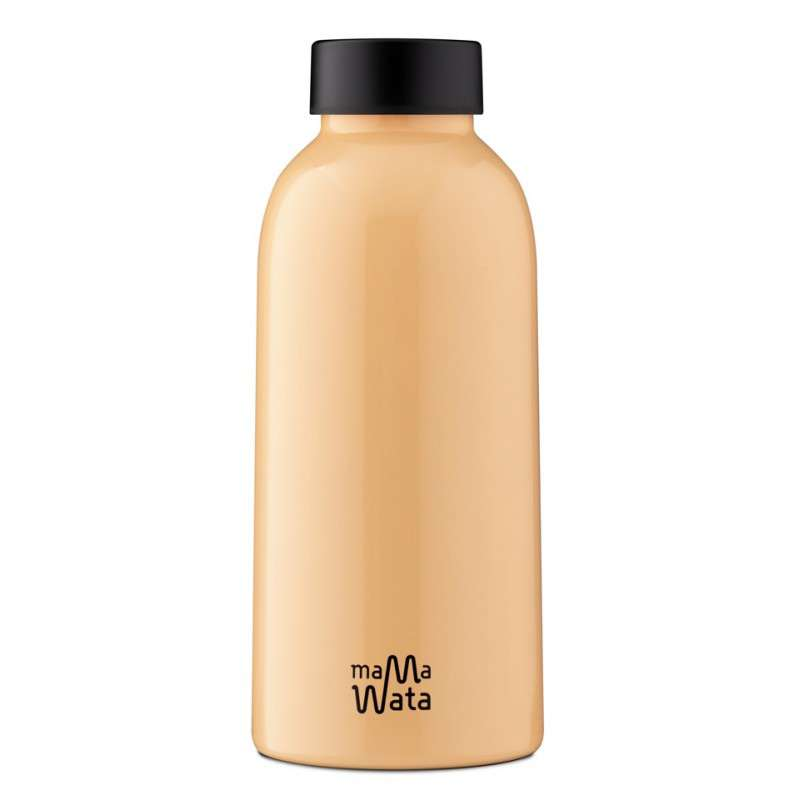 "Gourde réutilisable ""Peach"", Mama Wata (470 ml)"