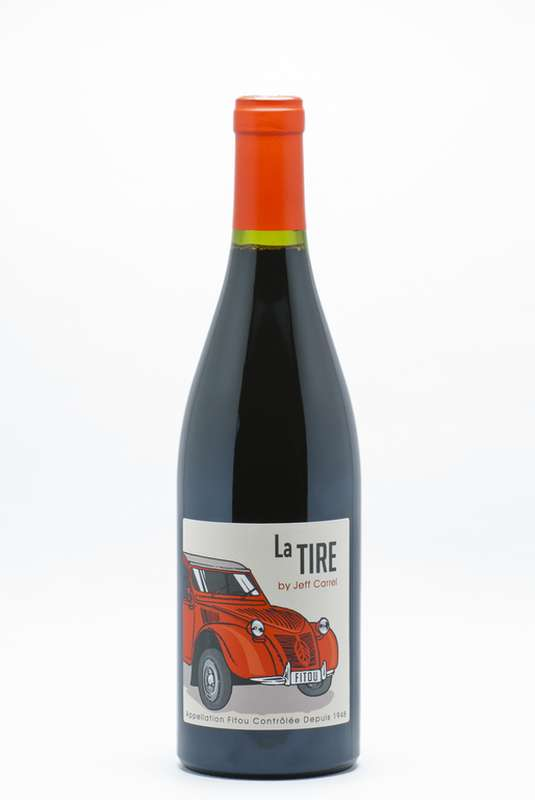 La Tire rouge 2019 AOP Fitou (75 cl)